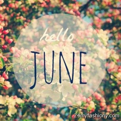 Hello June Tumblr