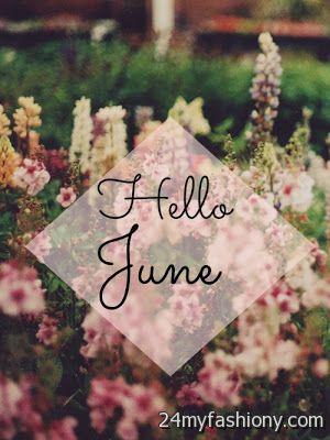 Hello June We Heart It Images 2016 2017