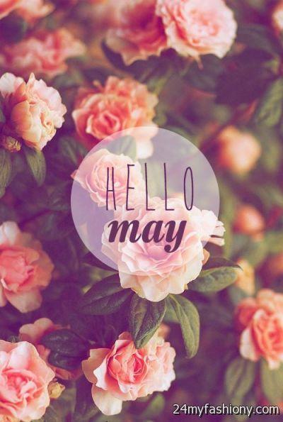 Hello May Tumblr images 2016-2017 | B2B Fashion
