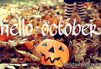 Hello October Halloween images 2016-2017 | B2B Fashion