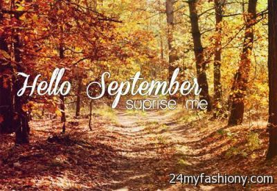 Hello September Facebook Cover images 2016-2017  B2B Fashion