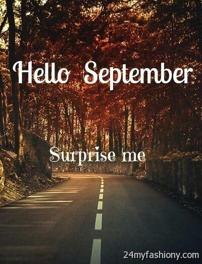Hello September Tumblr images 2016-2017 | B2B Fashion