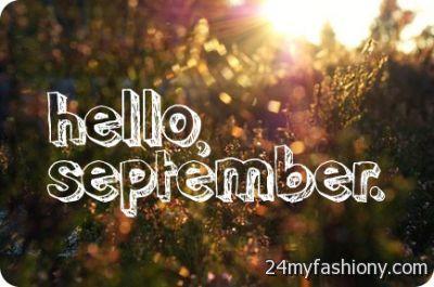 Hello September Wallpaper Images Looks B2b Fashion