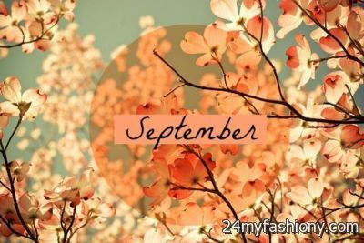 Hello September Wallpaper