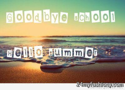 Hello Summer Goodbye School images 2016-2017 | B2B Fashion