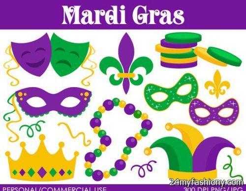 Mardi Gras Clip Art images 2016-2017 » B2B Fashion