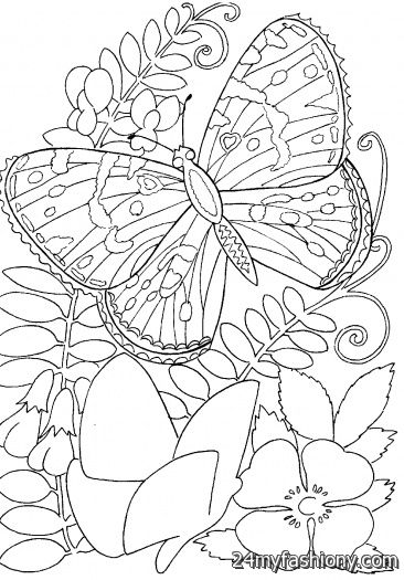May Flowers Coloring Pages images 2016 2017 B2B Fashion