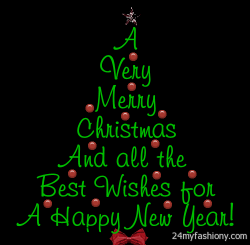 Merry Christmas And Happy New Year Clip Art images 2016 ...