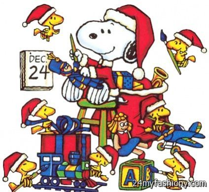 merry christmas eve snoopy - Snoopy Merry Christmas