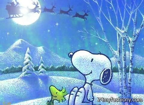 Snoopy Merry Christmas Images.Merry Christmas Eve Snoopy Images Looks B2b Fashion