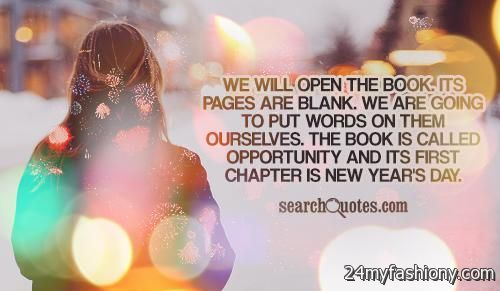 new years day quotes