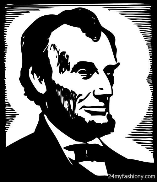 Presidents Day Clipart Black And White