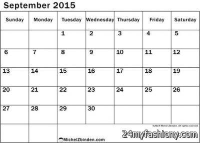 september calendar images 2016 2017 b2b fashion