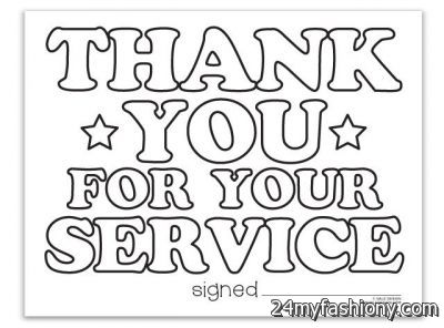 Thank You Veterans Day Coloring Pages images 20162017 B2B Fashion