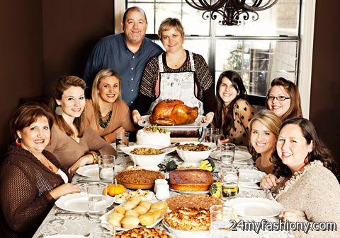 dress - Family day Thanksgiving pictures video