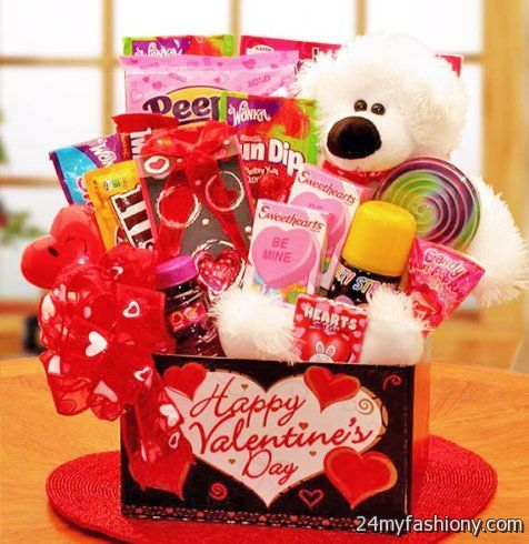 Valentines Day Baskets For Kids