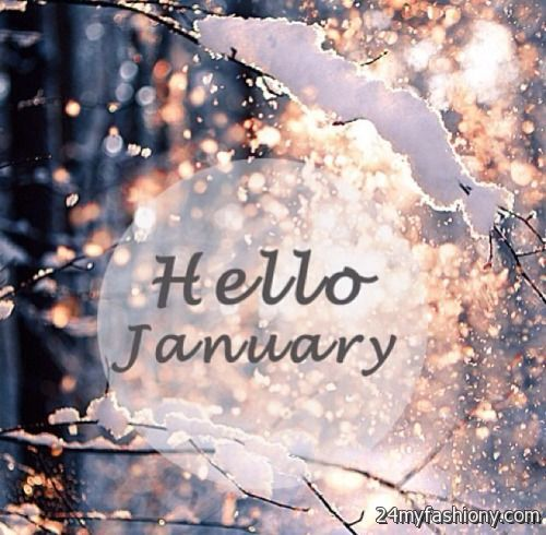 Welcome January Tumblr images 2016-2017 | B2B Fashion