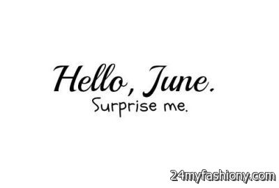 Welcome June Images Looks B2b Fashion