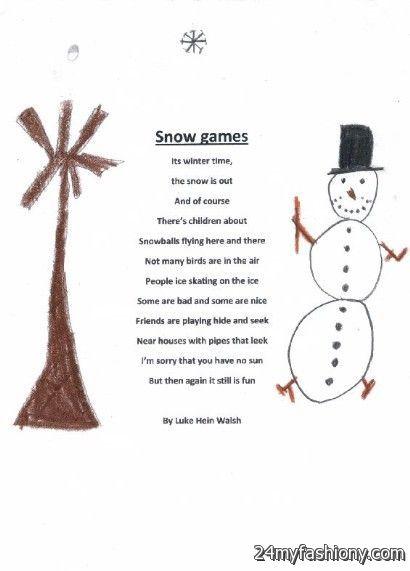 Winter Poems Images Looks B2b Fashion