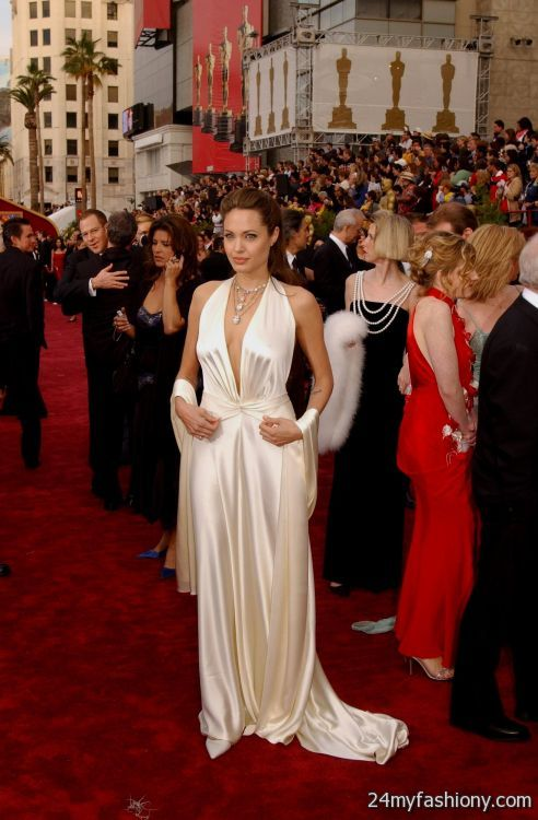 Angelina Jolie Oscar Dresses 2016-2017 u00bb B2B Fashion