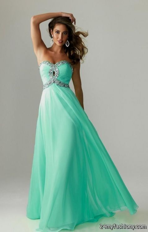 aqua prom dresses 2016-2017 | B2B Fashion
