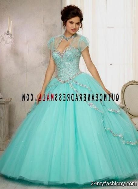 aquamarine quinceanera dresses 2016-2017 » B2B Fashion