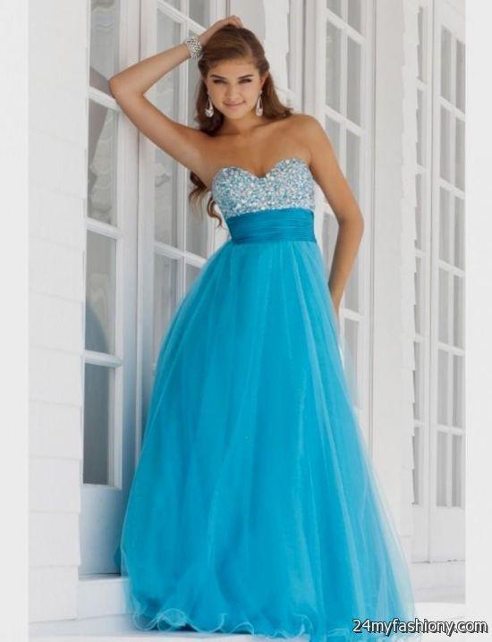 baby blue homecoming dresses 20162017 b2b fashion
