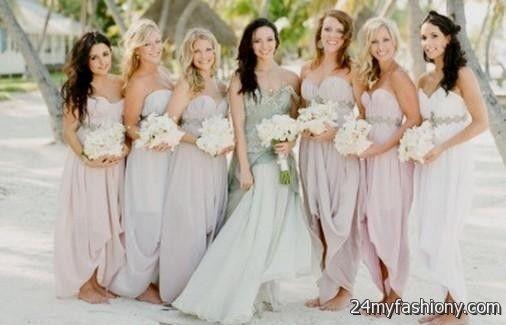 beach wedding bridesmaid dresses 2016-2017 | B2B Fashion