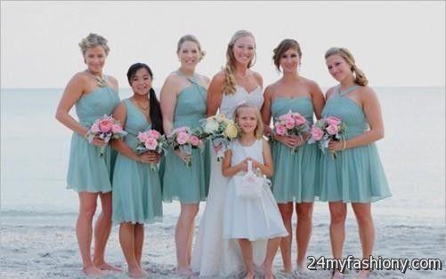 Beach Wedding Bridesmaid Dresses Finest