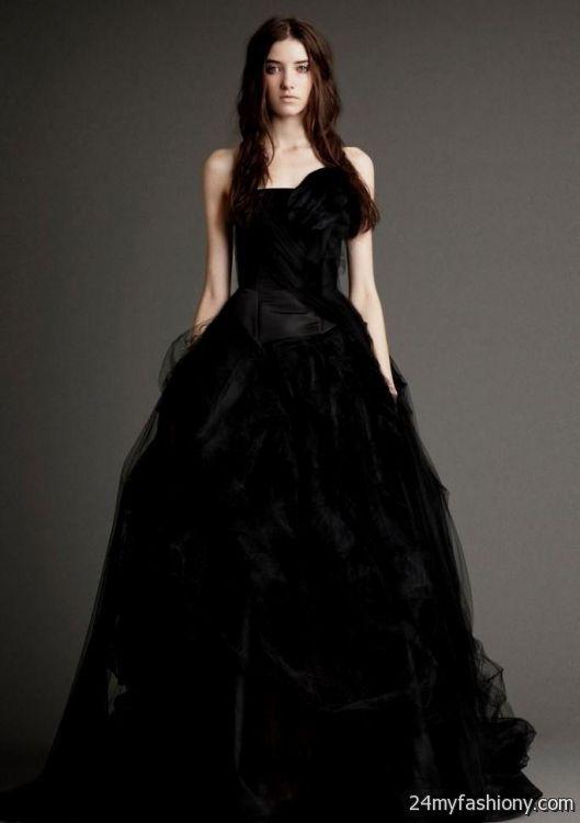 beautiful black ball gowns 2016-2017 | B2B Fashion
