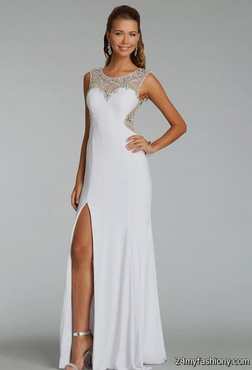 White Formal Dresses | Coctail Dresses