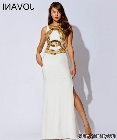 beautiful white prom dresses 2016-2017 » B2B Fashion