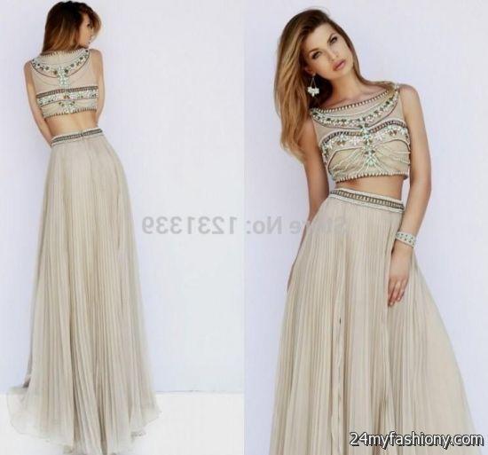 beige prom dress 2016-2017 | B2B Fashion