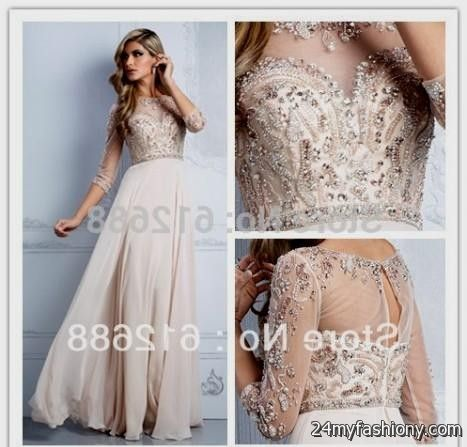 beige prom dress 2016-2017 » B2B Fashion