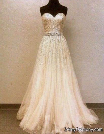 Beige prom dress tumblr 2016-2017 | B2B Fashion