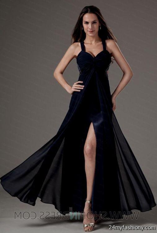 best black prom dresses 2016-2017   B2B Fashion