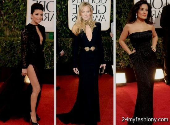 Best Red Carpet Black Dresses Looks B2b Fashion