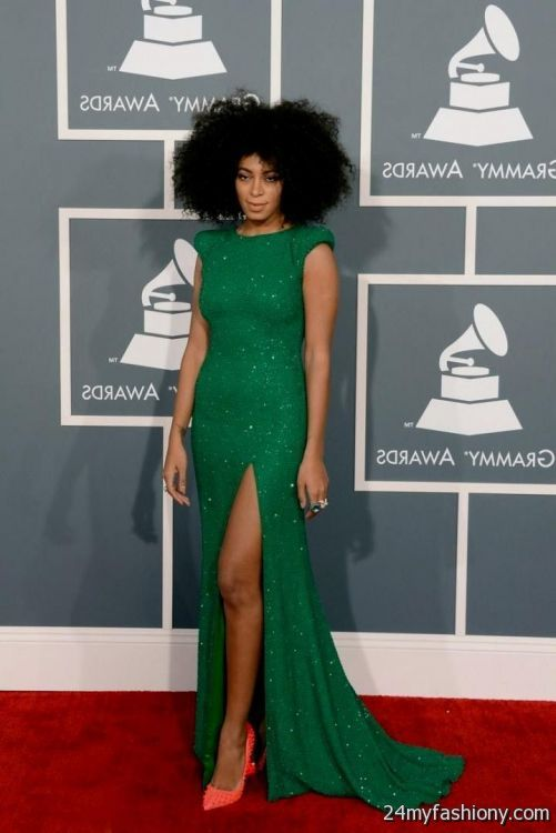 Beyonce Dresses On The Red Carpet
