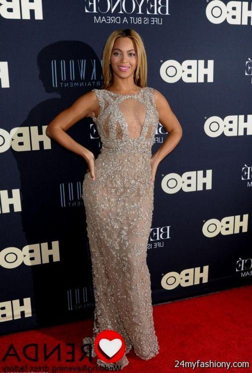 Beyonce prom dresses 2013