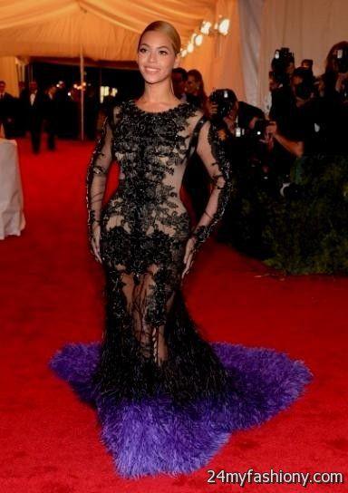 beyonce red carpet dresses 2016-2017 » B2B Fashion