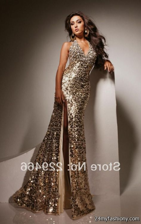 Black And Gold Lace Prom Dress Looks B2b Fashion