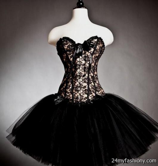 Black And Gold Lace Prom Dress 2016 2017 B2B Fashion
