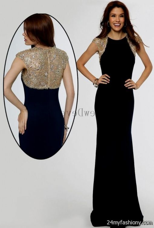 black and gold prom dresses 2016-2017 » B2B Fashion