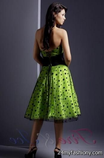 Lime Green Dresses For Juniors - Missy Dress