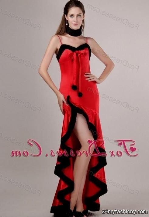 black and red homecoming dresses 2016-2017 | B2B Fashion