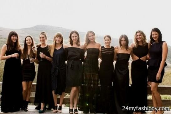 You Can Share These Black Bachelorette Party Dresses On Facebook Stumble Upon My E Linked In Google Plus Twitter And All Social Networking Sites