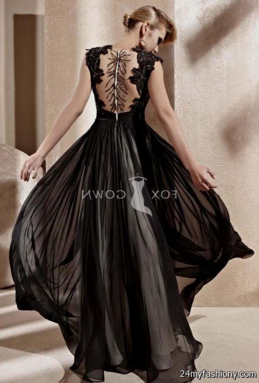 black boho prom dresses 2016-2017 | B2B Fashion