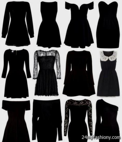 Black Party Dresses Tumblr