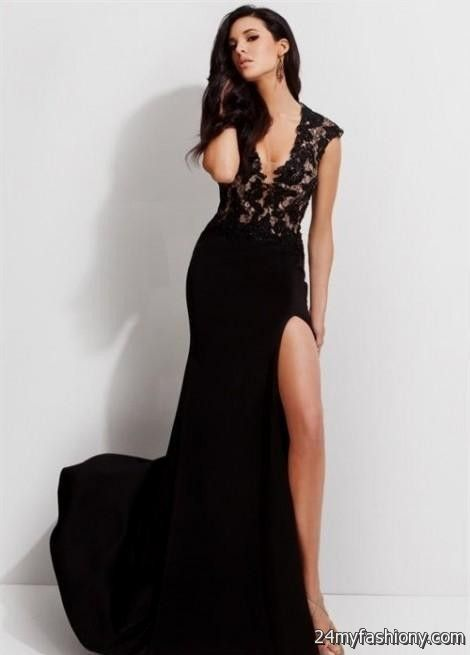 black fitted prom dresses 2016-2017 » B2B Fashion