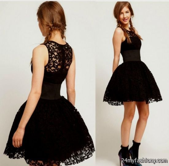 black graduation dresses for 8th grade 2016-2017 » B2B Fashion